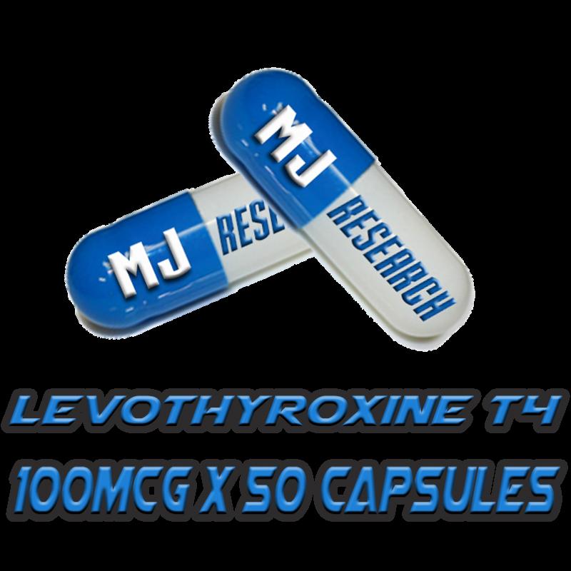 Levothyroxine ( T4 ) Capsules
