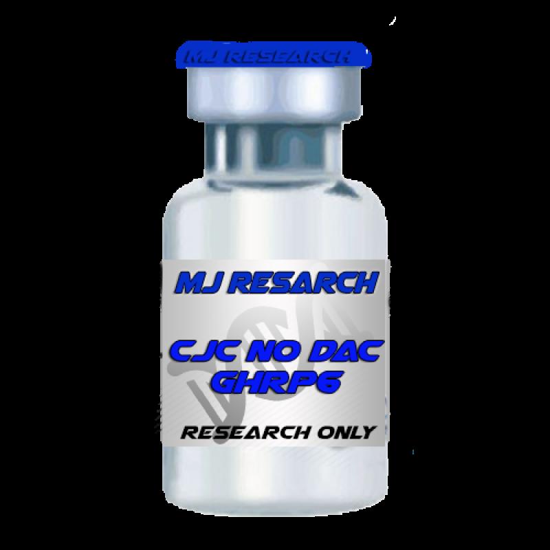 CJC w/o Dac 2mg / Ghrp-6 2mg
