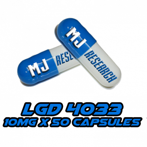 LGD-4033 caps