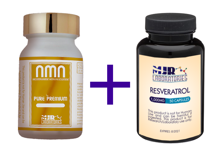 NMN and Resveratrol Capsules - Madison James Research Chems